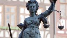 Justitia Frankfurt Am Main Gerechtigkeitsbrunnen