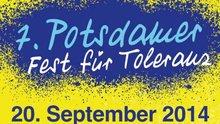 7. Potsdamer Fest für Toleranz