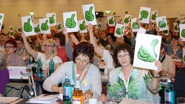 BFK stimmt für Resolution zu den Sozial- und Erziehungsberufen