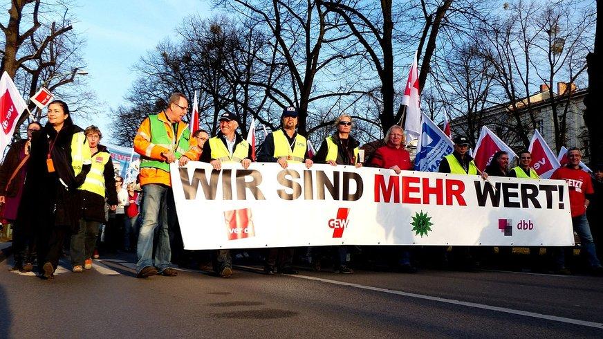 Demo Potsdam 8.3.2013