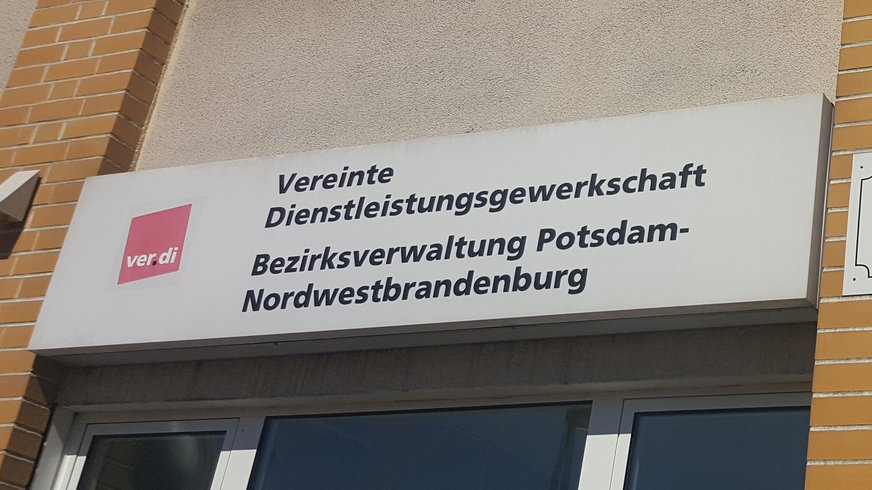 Geschäftsstelle Potsdam