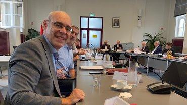 Beamtenpolitisches Spitzengespräch Brandenburg